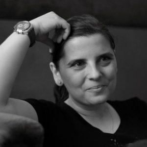 Andrea Trávničková, predsedníčka oz 40+