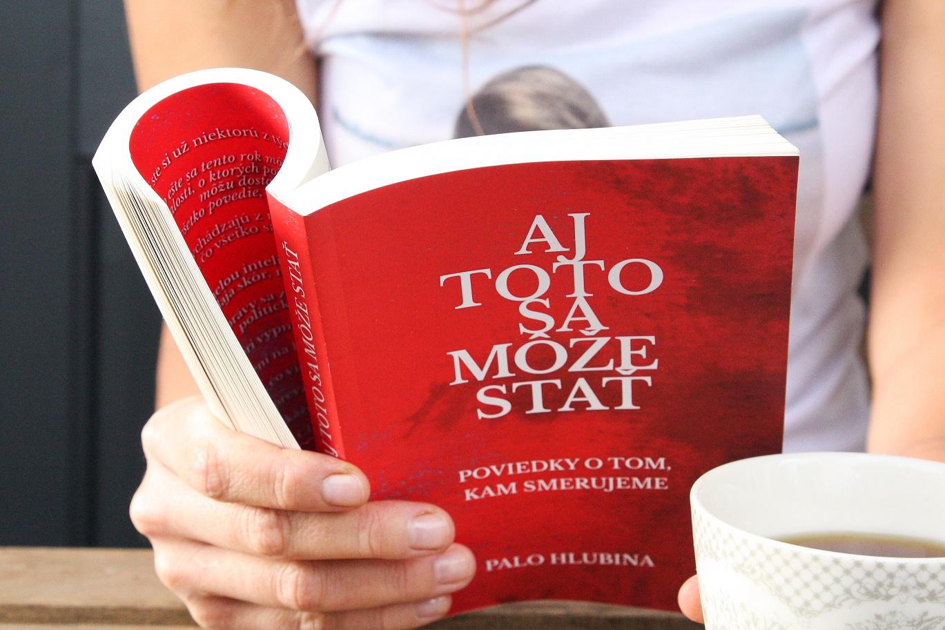 Palo Hlubina: Precíťme si budúcnosť cez príbehy