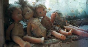 Lucia Lulu Krutá: Moje potulky Černobyľom