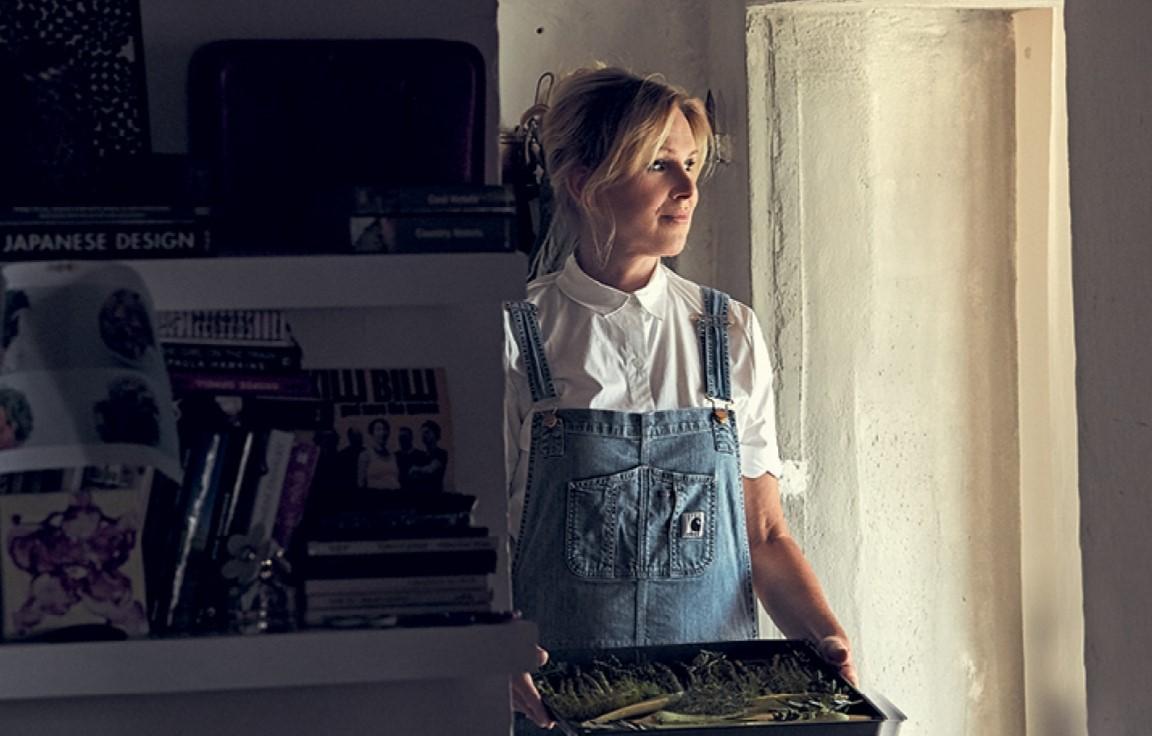 Oliwood party: Nahliadnutie do kuchyne Márie Mikloškovej