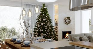 2 základné kroky, ako si vytvoriť v interiéri príjemnú vianočnú atmosféru