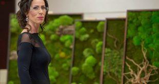 Adriana Bocanová: Odišla z gastra a venuje sa tvorbe machových obrazov