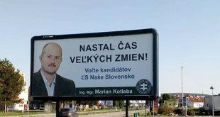 Nedovoľme Kotlebovi, aby nám ukradol Slovensko
