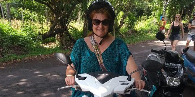 Katarína Serinová: Po 40ke sa stalo dobrodružstvo súčasťou môjho života