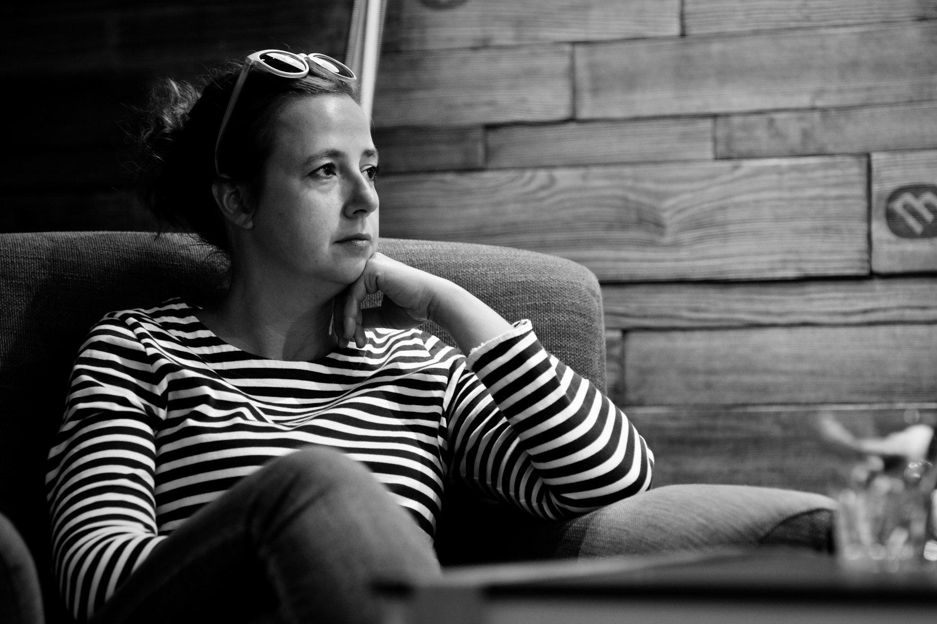 Soňa Borušovičová: Na kávu