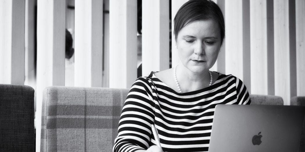 Katarína Mayer: Ako prežiť home office