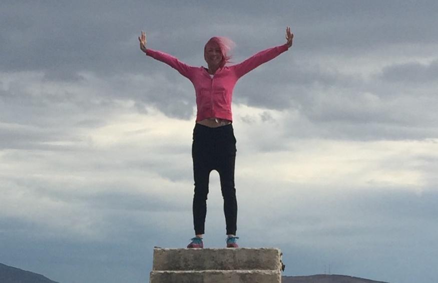 Nikoleta Kováčová: Letieť za svojím snom
