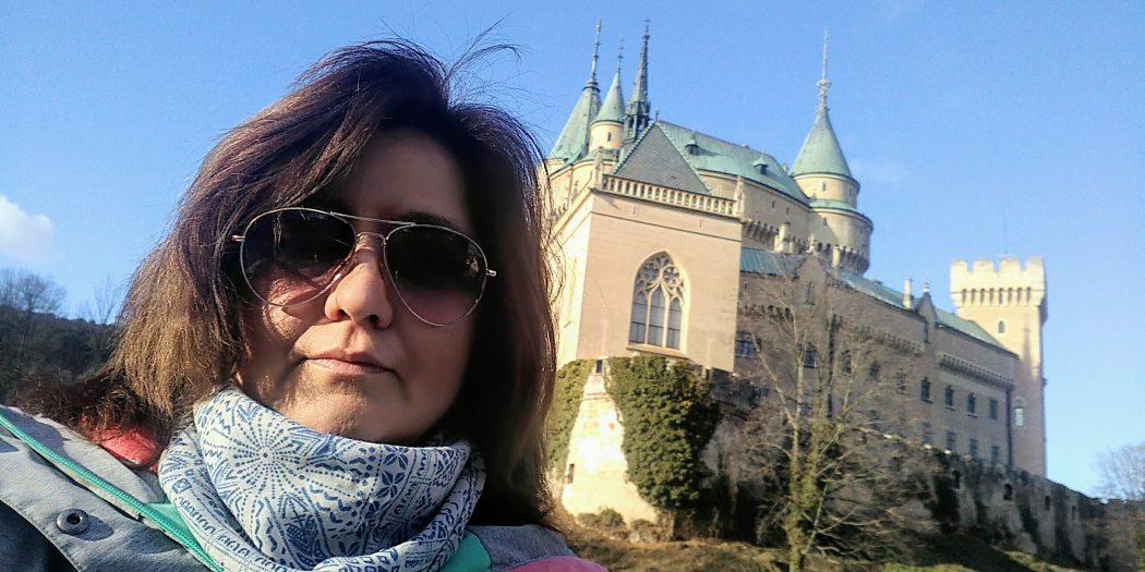Hanka Fúsková: Elegantný vek a trapasy