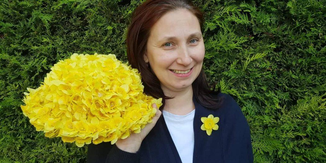 Jana Takács Horníčková: Na koho myslíš, keď si pripínaš narcis?