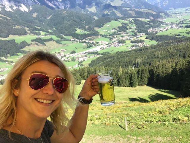 Lucia Čopíková: Ženy vs. pivo