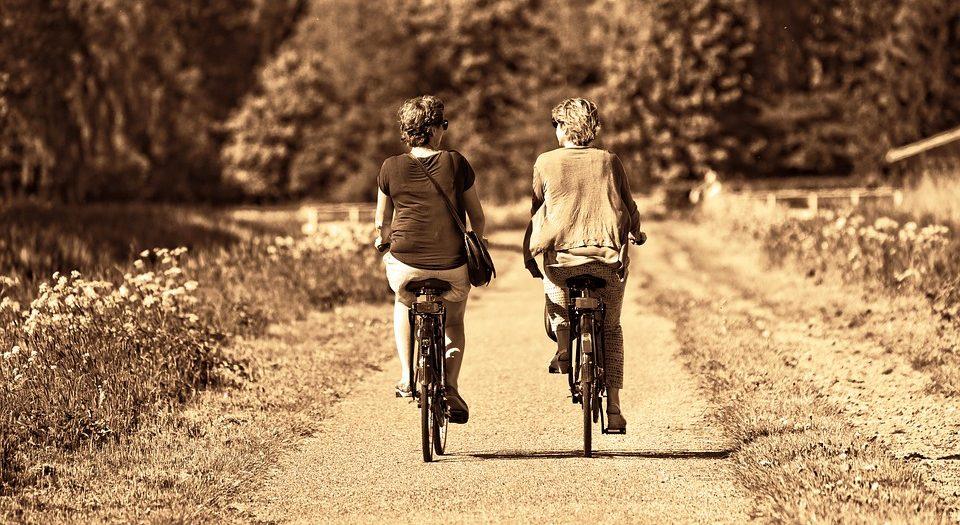 Andrea Trávničková: O bicykli a odpustení