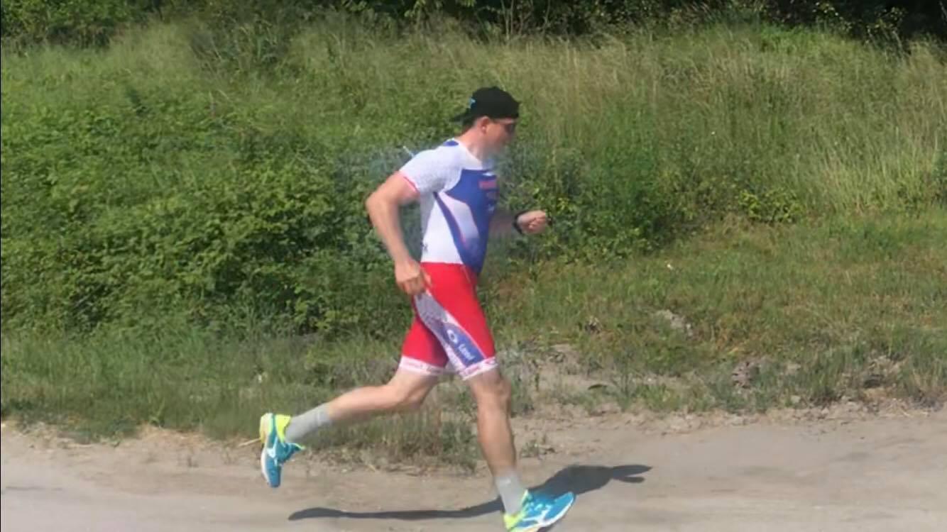 Gregor Mareš: Na ceste za IRON MAN-om