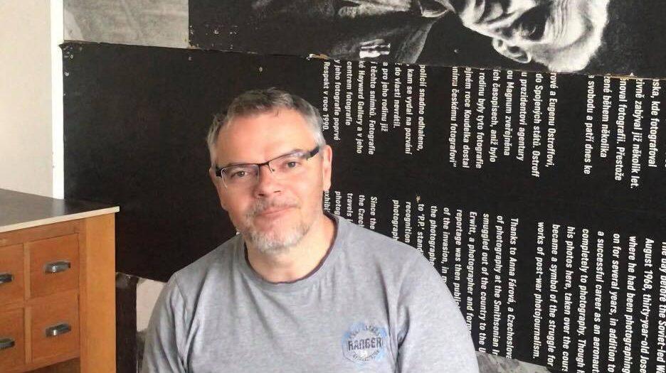 Martin Miler: Zmrzlina v Moste
