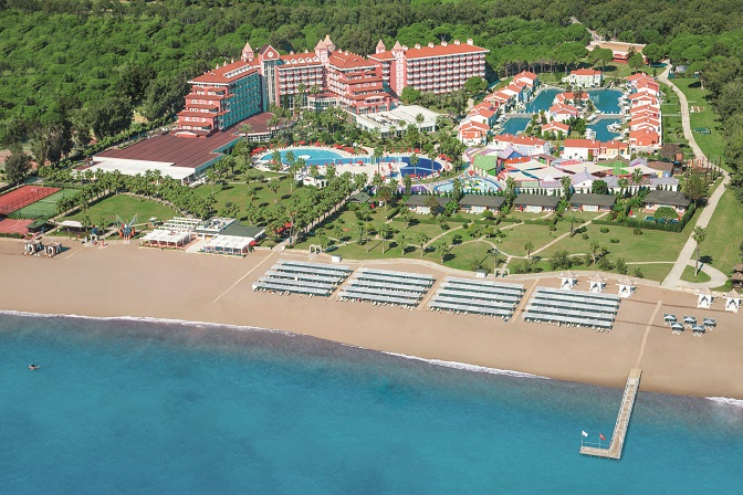 Turecko - IC Santai Family Resort
