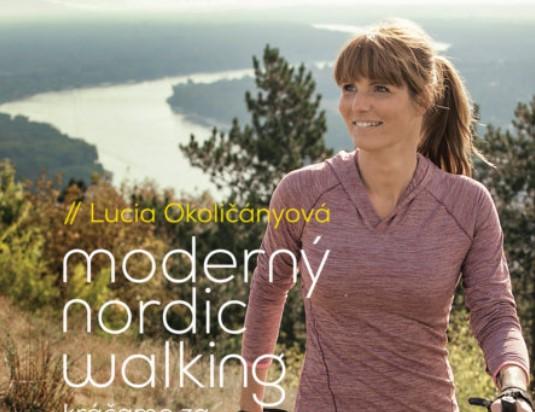 Súťaž o knihu od Lucie Okoličányovej: Moderný Nordic Walking