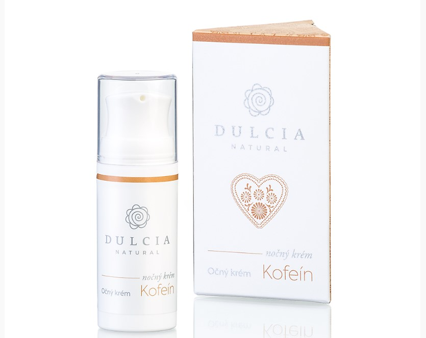 Ako sa varí zdravá slovenská príroná kozmetika - očný krém Dulcia
