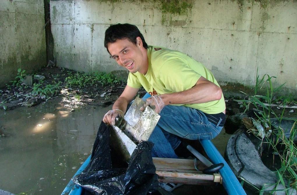Chystá sa čistenie Malého Dunaja a vy môžete byť pritom