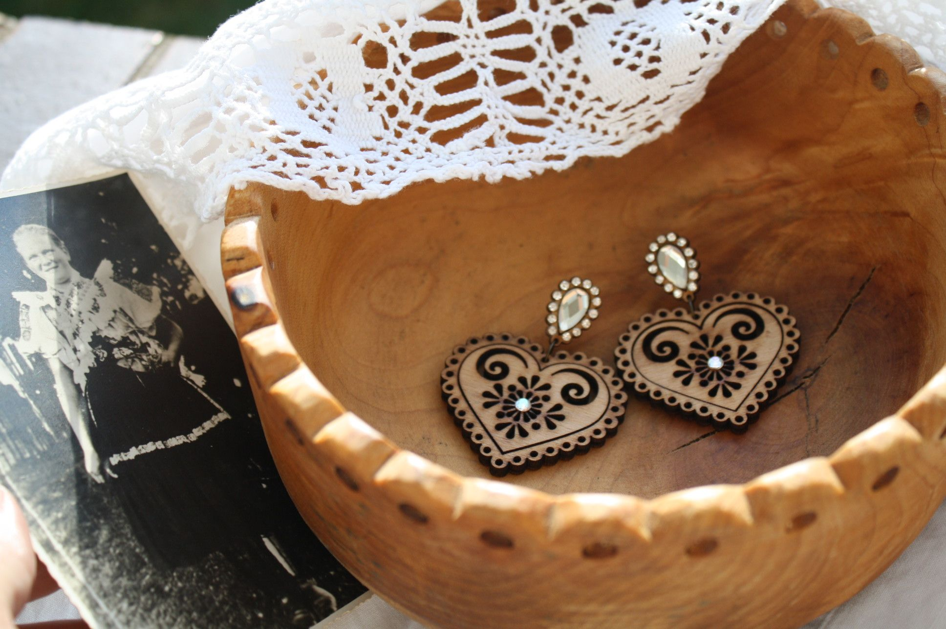 Jana Torzewská Kamenská Výrobou šperkov si uchováva puto so starými rodičmi Podpoľanie