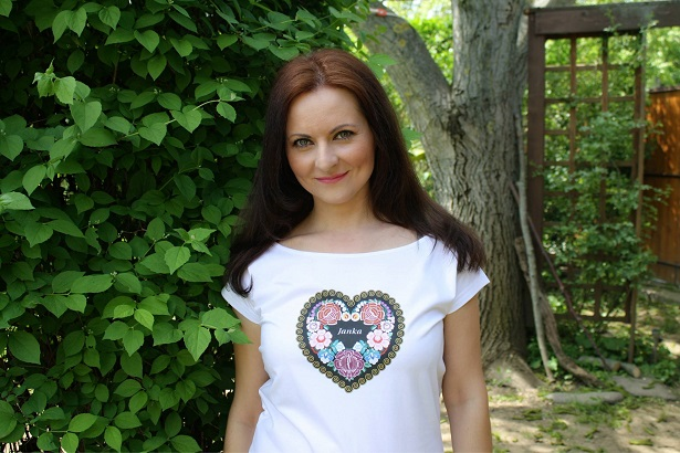 Jana Torzewská Kamenská Výrobou šperkov si uchováva puto so starými rodičmi