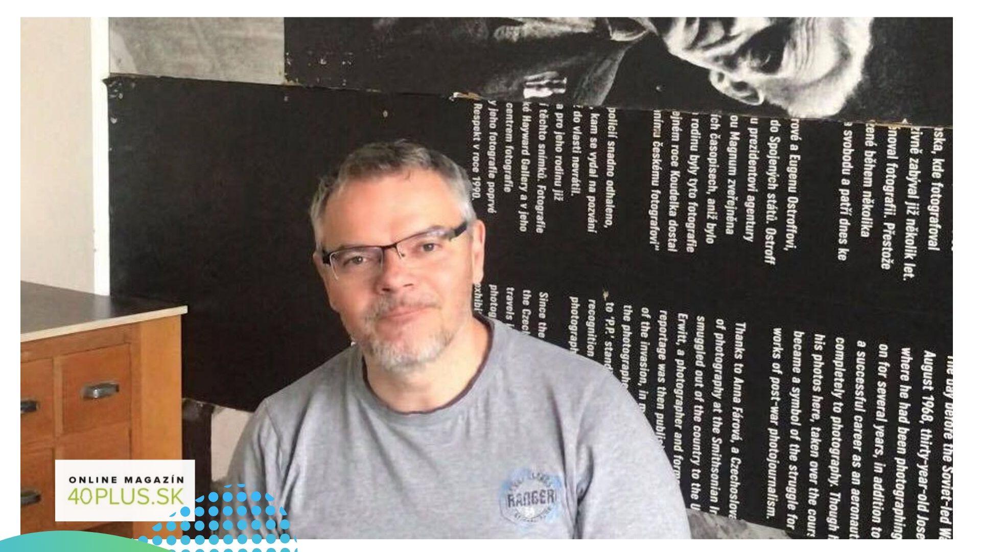 Martin Miler Kam s odpadom Do smetiskovej jamy Magazin 40plus