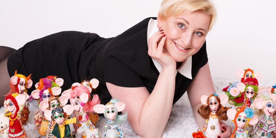 Zuzana Almáši Koreňová: Bábky, ktoré liečia dušu