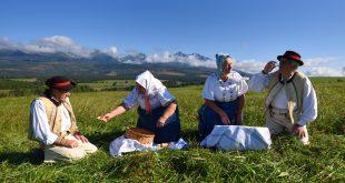 Pravý Slovenský folklór zregiónu Tatier