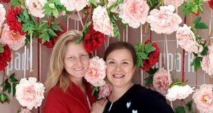 Dve dámy po 40ke a ich krásna spolupráca