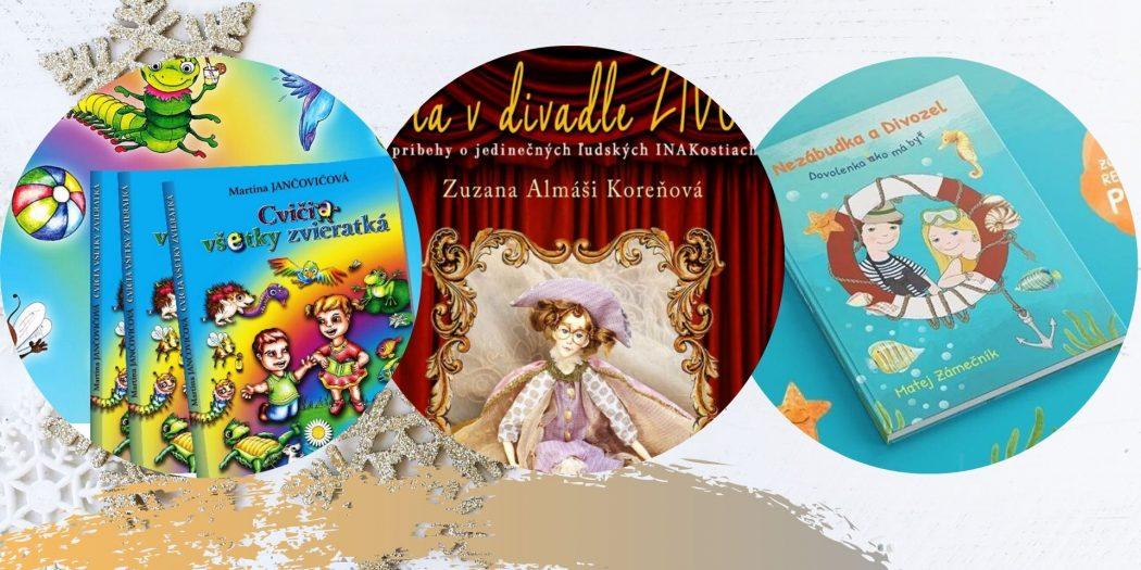 Rozprávková knižka pre deti i dospelých
