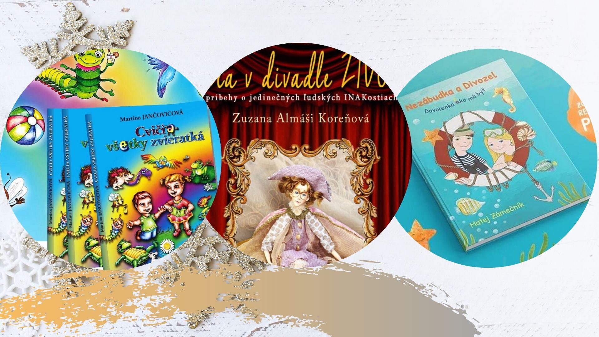 Rozprávková knižka pre deti i dosplelých