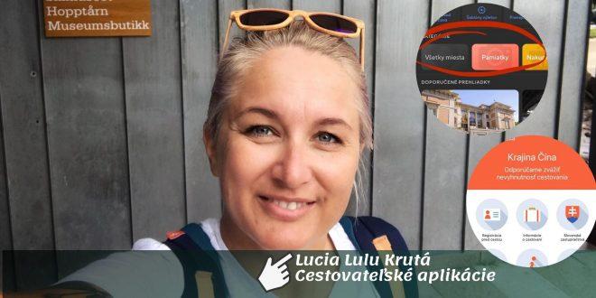 Cestovateľské aplikácie Svetobežka a Sygic Travel