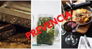 Červené víno a čokoláda - prevencia koronavírusu