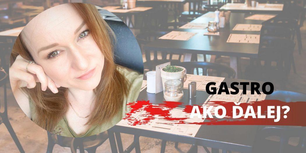 ý je stav v Gastro počas Korony?