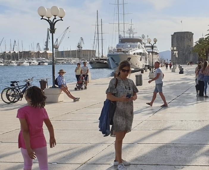 Chorvátsko už víta turistov