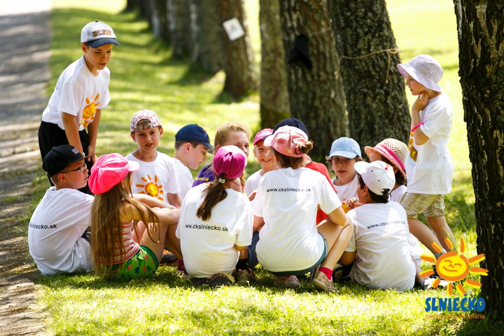 Letné tábory pre deti a tínedžerov