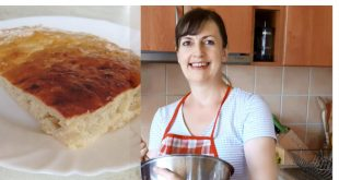 Poctivy zemiakovy kolac zo severu Oravy