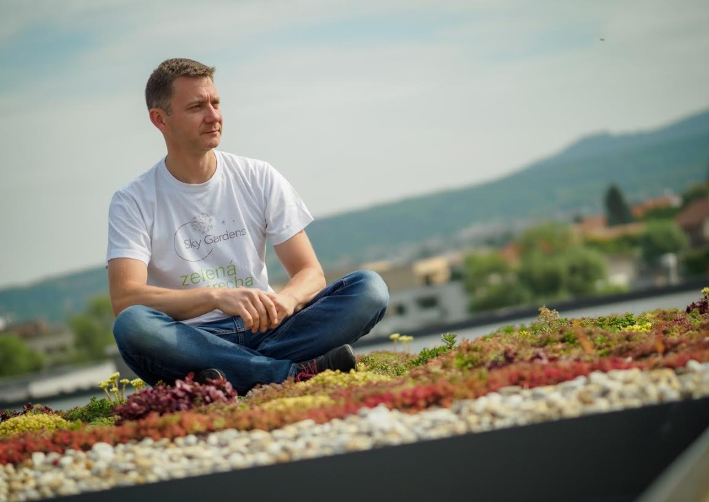 Zelena strecha je ekologicke riešenie – Branislav Siklienka