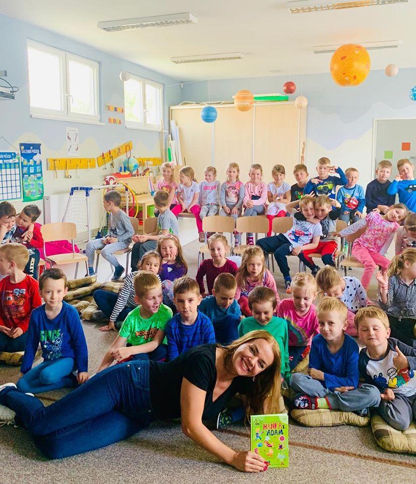 Mať veľa detí je dar - hovorí spisovateľka Petra Nagyová Džerengová