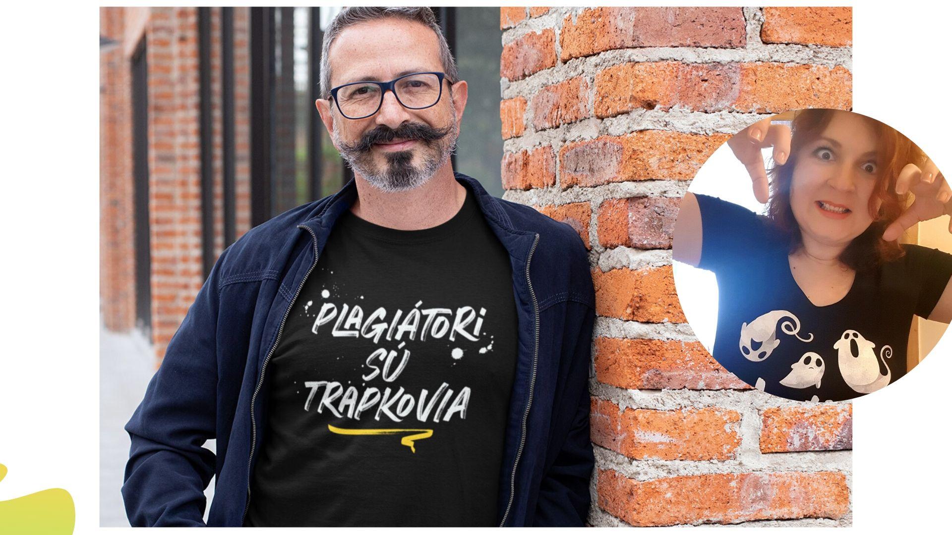 Zlodeji a plagiátori na Slovensku