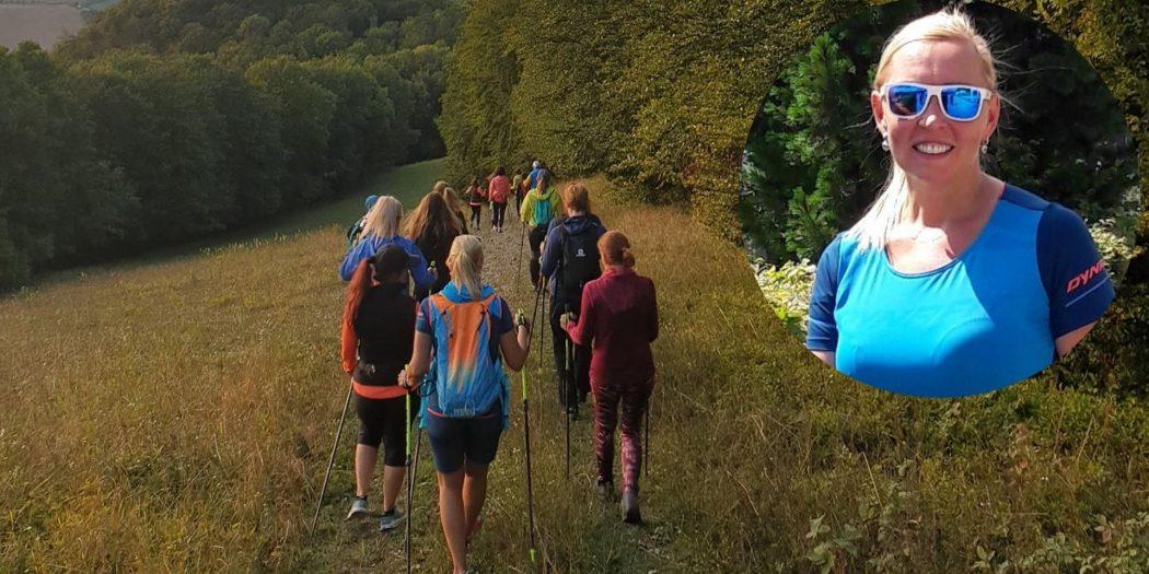 Ako Nordic Walking pomáha bežnému človeku