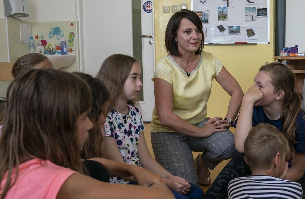Iveta barkova ocenenie ucitel slovenska