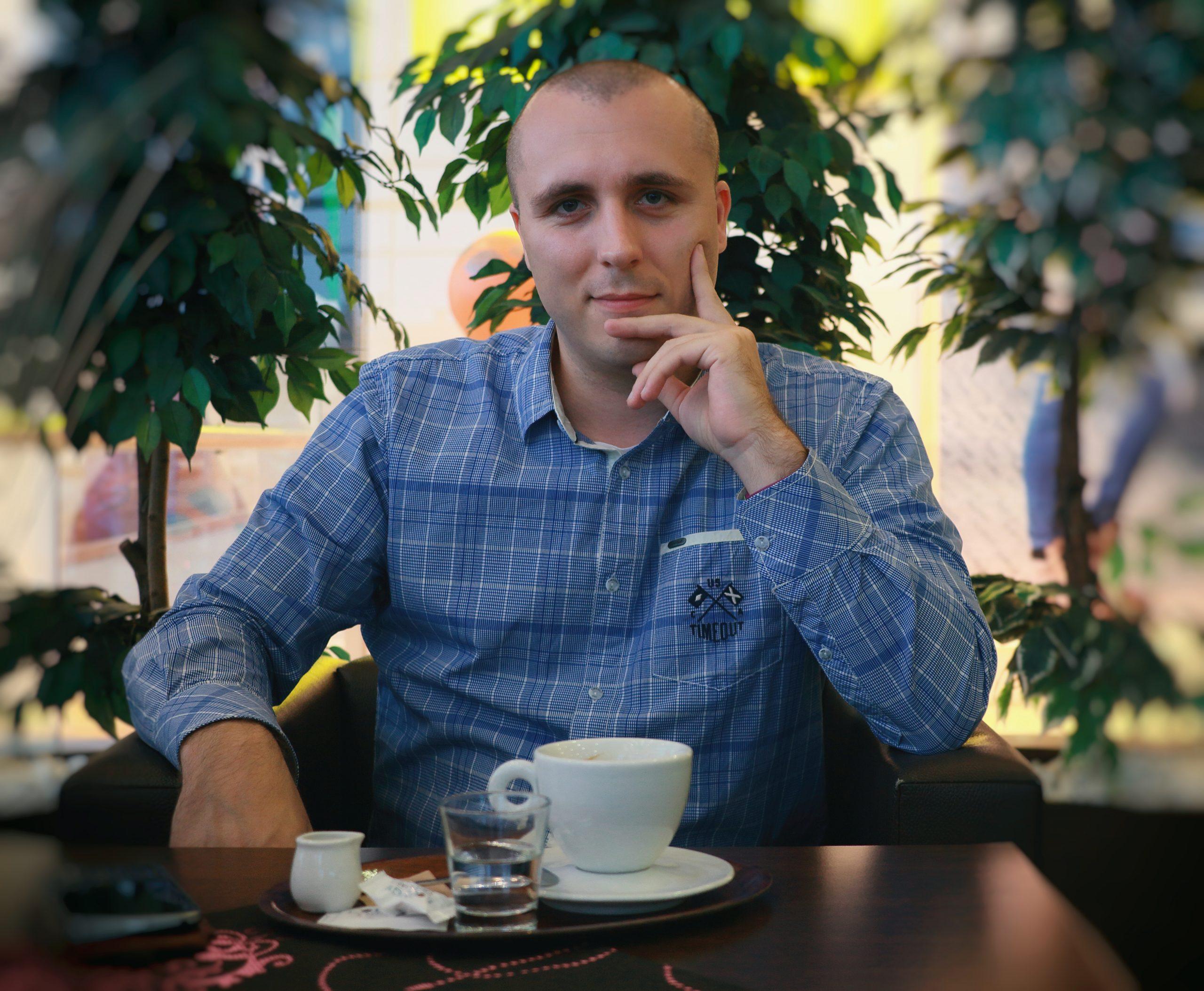 Marek Štrba Ako začať podnikať (nielen) po 40ke