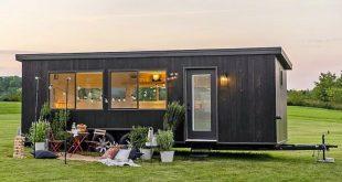 Mobilný dom na kolesách IKEA