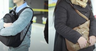 Nedobytný ruksak je trendy abezpečný
