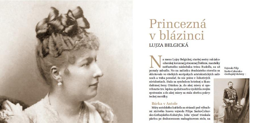 Škandály askutočný život princezien