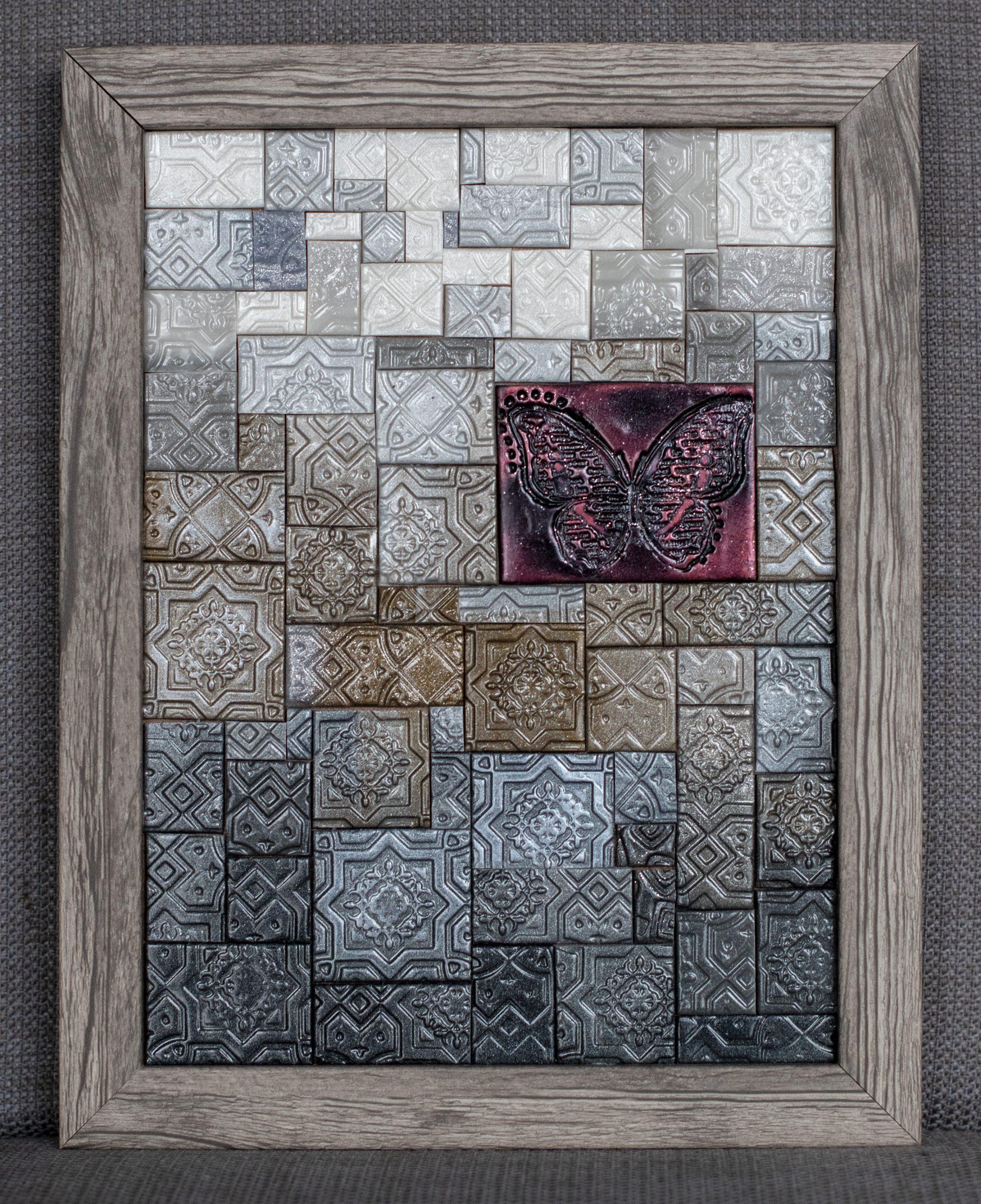 Tvorba mozaikových obrazov je ako meditácia
