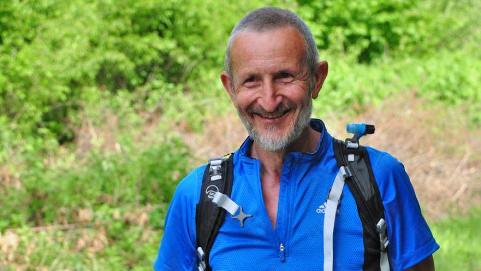 Ako začať behať po 50-ke Štefan Karak