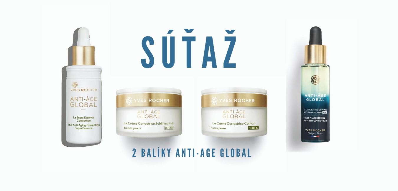 Čo je to Anti Age Global kozmetika?