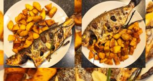 Ako si pripraviť rybu s bylinkami na grile