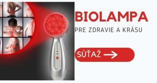 Čo je to biolampa a na čo slúži