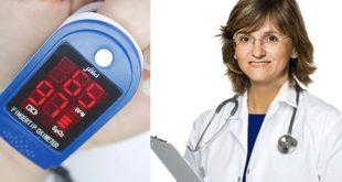 Čo je to oxymeter a ako merať saturáciu krvi kyslíkom